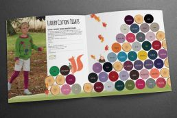 Country Kids Tights Sales Brochure