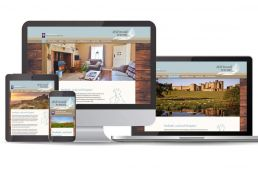 WordPress Holiday Home Website Design