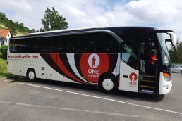 Coach livery / graphics for One Traveller