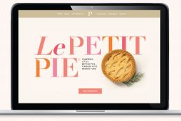 Food & Drink Web Design