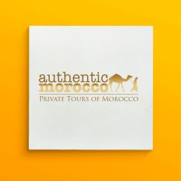 Logo design for Authentic Morocco